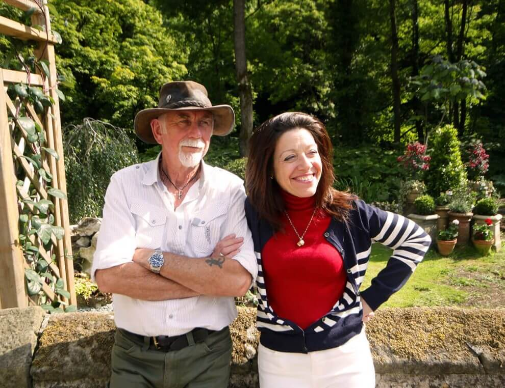 Nicky & Bernard are always ready to offer you a warm welcome at Angler's Cottage B&B