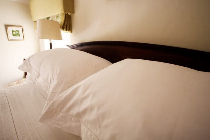 Come in from the cold, sleep in our amazingly cozy, beautifully made up beds